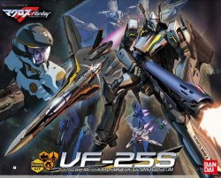 VF-25S Messiah Valkyrie Ozma Lee's Custom