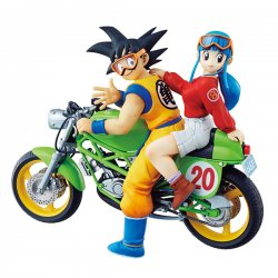 Desktop Real McCoy 05 Son Goku & Chi-Chi