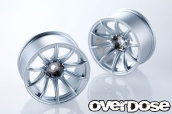 OD2381 RAYS gram lights 57Transcend (Matte Chrome /OFF+7)