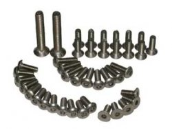 TRG5067 F103 Anniversary Kit Titanium Screw S