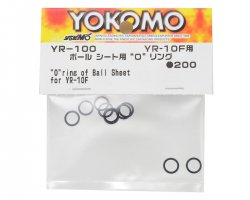 YR-100 O-Ring of Ball Sheet for YR-10F 10pcs