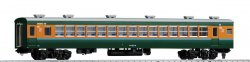 1/80 HO J.N.R. Electric Car Type SARO153 Blue