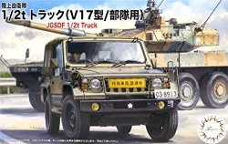 JGSDF 1/2t Truck (Type V17, for Army Unit) Se