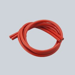 75113 Silicon Wire2 12GA Red