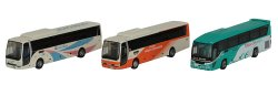 301707 The Bus Collection Narita Internationa