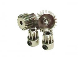 M=0.5 15T Pinion Gear