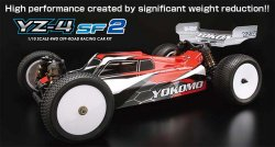 [PO June] YZ-4SF2 NEW 4WD Off-road Car