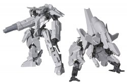 FA085 Kobold + Strauss Armor Set (Ver.F.M.E.) :Re