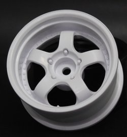 SPWM-009 WORK MEISTER S1 3PIECE 7mm Offset White
