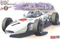 20375 Honda F1 RA272E 1965 Mexican GP Winner