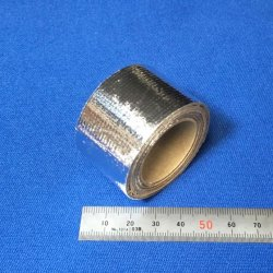 SPAGM-30 Aluminium Glass Mesh Tape 30mm x 2m