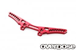OD1676 Aluminum Front Shock Tower Red for Vacula