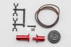 IB-FCD15R Full Counter Solid Axle Set for DIB (Rear ?1.5&