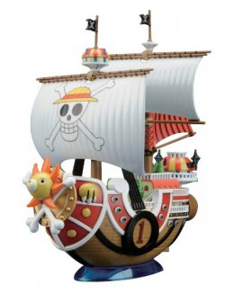 GRANDO SHIP COLLECTION 01 THOUSAND SUNNY