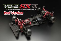 DP-YD2SX3R YD-2SXIII Drift Car RED Version