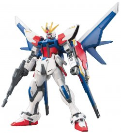 HGBF 01 BUILD STRIKE GUNDAM FULL PACKAGE