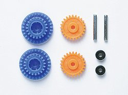 JR PRO High Speed Gear Set - MS Chassis/Gear Ratio 4:1