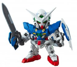 [27th MAY 2021] SD EX003 Standard Gundam Exia
