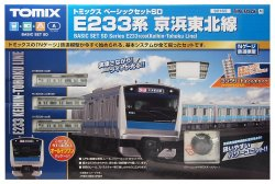 90165 Basic Set SD E223-1000 Keihin Tohoku Li