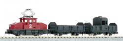 10-504-1 Chibi-Totsu Set Freight Train of a C