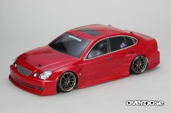 OD1070 Toyota Aristo JZS161 Sessions Version 195mm