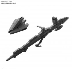 [PO 14th Sept] 30MM Arm Unit Rifle/Large Claw