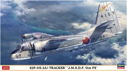 S2F-1 (S-2A) Tracker `JMSDF Air Development S