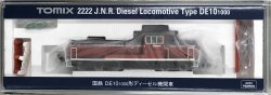2222 J.N.R. Diesel Locomotive Type DE10-1000