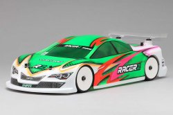SP-RACE2L Mon-TECH RACER 2.0 Body (190mm widt