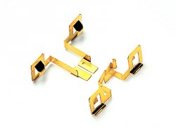 JR Gold Plated Terminal Set - MS Chassis