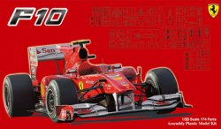 Ferrari F10: Japan GP / German GP / Italia GP
