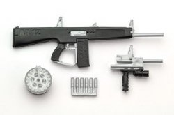 LA018 1/12 Little Armory AA-12 Type