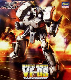 Reactive Armored VF-0S