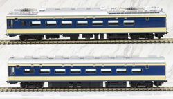 HO-021 1/80 J.N.R. Limited Express Series 583