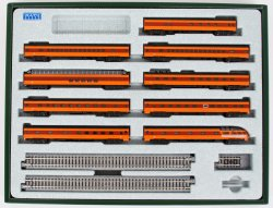10753-2 Milwaukee Road Olympian Hiawath with