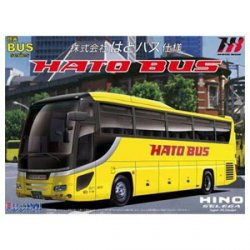 Hino S`elega Super Hi Decker Hato Bus Type