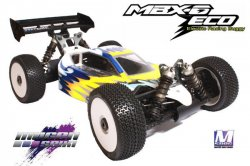 E0070 MBX-6 ECO 1:8 Scale Electric 4WD Racing