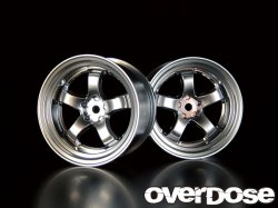 OD1179 WORK MEISTER S1R (MATTE CHROME / OFF +5)