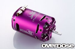OD2246 OD Factory Tuned Spec. Brushless Motor Ver.2 10.5T Purple
