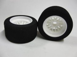 Z9101MW Rubber Sponge 35 (Medium) Front