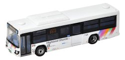 The All Japan Bus Collection [JB057] Alpico K