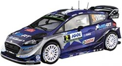 Belkits No.13 Ford Fiesta RS WRC Tour de Cors