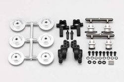 Y2-415CP Front & rear brake disk/caliper set
