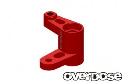 OD2358 Aluminum Steering Crank for XEX Red