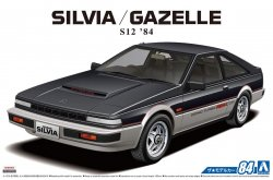 Nissan S12 Silvia / Gazelle Turbo RS-X 84