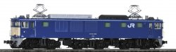 1/80 HO J.R. Electric Locomotive Type EF64-10