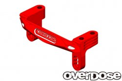 OD2175 Aluminium Servo Mount (RED) For XEX / VSpec