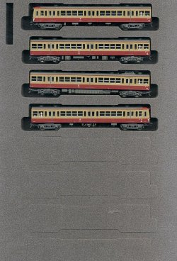 10-1356 Seibu Railway Series 701(Non Air Cond