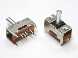 Remote Control Toggle Switch - 2pcs