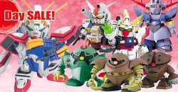 Day SALE! BB Fighters Banzai BUNDLE KIT!